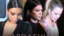 The Kardashians -- Call 'Kardashian Beauty' Line Bogus ... We're NOT Part of It!!!