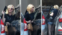 Kirsten Dunst -- The Struggle is Real (PHOTOS)