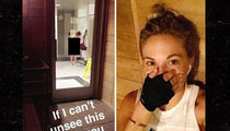 Playmate Dani Mathers -- Body Shames Naked Woman, Gets Blasted by Internet (PHOTO + VIDEO)