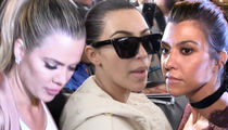 The Kardashians -- Beauty Company Sues ... You Can't Break Up Over Makeup