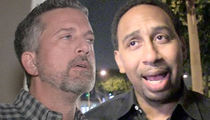 Bill Simmons -- Stephen A. Was NFL's Puppet ... To Smear Tom Brady