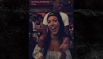 Kourtney Kardashian -- I've Got a Shot at This! (VIDEO + PHOTO GALLERY)