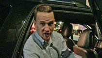 Peyton Manning -- I Loved LeBron's ESPY Speech ... 'Really Effective' (VIDEO)