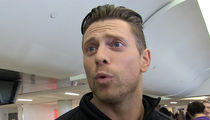 The Miz -- The Rock Is a Real Life Good Dude ... 'Incredible Human Being' (VIDEO)