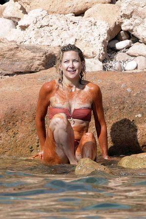 Kate Hudson -- Gettin' Dirty in Spain