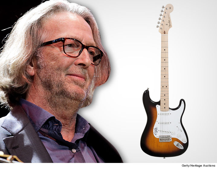 Eric Clapton  Sorry Layla This Guitar Is For Another