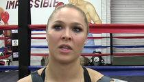 Ronda Rousey: Not Preggo