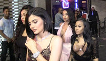 Kylie Jenner -- I Don't Talk, But Check Out My Friend's Ass (VIDEO)