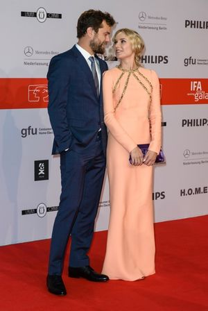 Joshua Jackson and Diane Kruger -- Before the Split