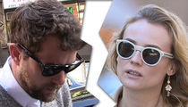 Joshua Jackson, Diane Kruger -- Ten Is Enough ... We're Breaking Up