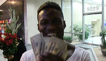 Broncos' Emmanuel Sanders -- Von Miller Got BIG MONEY ... 'Hopefully I'm Next!' (VIDEO)