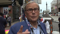 Tom Brokaw -- I Did Help Save Allen Iverson ... 'But He Deserved It' (VIDEO)