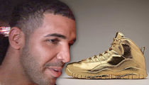 Drake -- Yeezy Shmeezy ... My Gold Kicks Aren't THAT Pricey