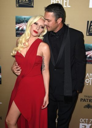 Lady Gaga and Taylor Kinney -- Before the Split