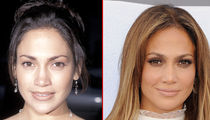 Jennifer Lopez -- Good Genes Or Good Docs?