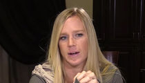 Holly Holm -- I've Been PED Tested 14 Times this Year ... Most In UFC (VIDEO)