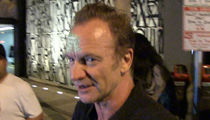 Sting -- Freddie Mercury Would Turn Thumbs Down on Trump (VIDEO)