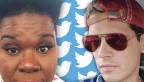 Leslie Jones -- Twitter Bans One of Her 'Trolls' ... Internet Outraged