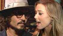 Johnny Depp -- I Won't Give Amber My Financials Till She Shuts Her Trap