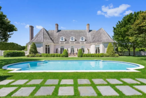 Nick Jonas -- Hamptons Rental Home