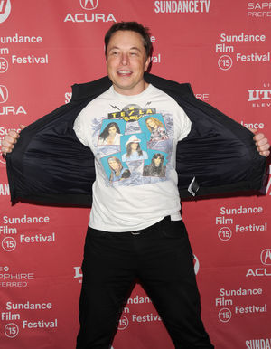 Elon Musk -- Billionaire Bachelor