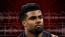 Ezekiel Elliott -- The 911 Call ... He's Been Hitting Me For Days (AUDIO)
