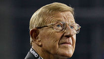Lou Holtz -- I'm NOT A Racist ... Regrets Immigration Joke (AUDIO)