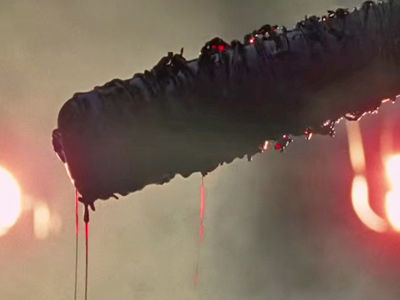 "Negan ATTACKS In Season 7 Trailer for ""The Walking Dead"" -- This Looks INSANE!"