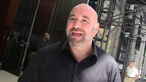 Dana White -- B.J. Penn Underachieved ... Shoulda Been One of Best Fighters Ever