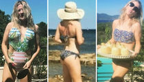 7 Hot Shots From Ellie Goulding's St. Tropez Vacation