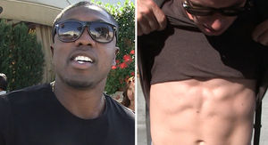Andre Berto -- Convinces Jacked Photog ... You're…