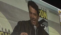 Ben Affleck Surprises 'Batman' Fans at Comic-Con
