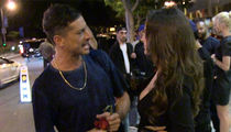 Simon Rex -- Braces are a Buzz Kill!!! (VIDEO)