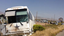 Dallas Cowboys -- Team Bus Involved In Fatal Crash ... 4 Dead