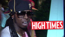 Lil Wayne -- High Times Fired Up ... We Had a Deal and He Came Up Short