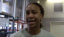 Tamika Catchings -- WNBA Backs Other Causes ... Why Not 'Black Lives Matter??' (VIDEO)