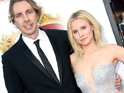 FINALLY! Wait Until You See What Kristen Bell Wore to Her Wedding -- THREE YEARS Later!