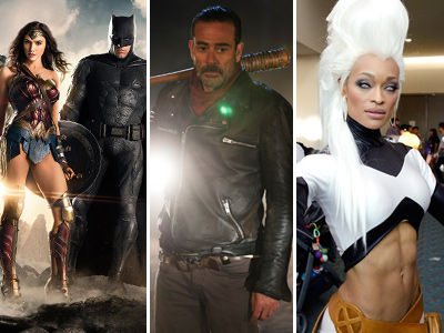 Comic-Con Was INSANE -- See Top 10 CAN'T-MISS Trailers, Photos & Moments of 2016!