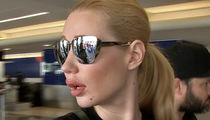 Iggy Azalea vs. Uncle Sam -- She's Too Fancy to Pay Taxes!