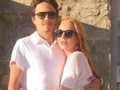 Lohan SPEAKS OUT on Fiance, Her Own Mistakes -- Says She's Sad & Afraid!