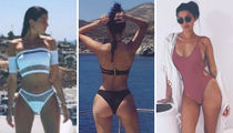 10 Sun-Kissed Snaps from Nicole Williams' Greek Getaway