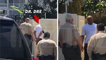 Dr. Dre: Searched By Cops in Alleged Racial Road Rage Case