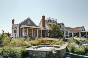 Kourtney and Scott's Nantucket Airbnb