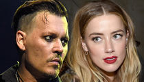 Johnny Depp -- Amber Heard's Gonna Ruin My Credit