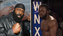 Kimbo Slice -- Son Making MMA Debut ... 3 Months After Dad's Death