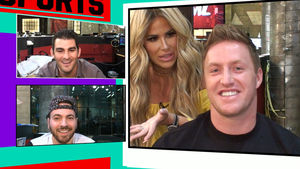 NFL's Kroy Biermann -- I'd Try MMA ... If My Famous Wife Let Me