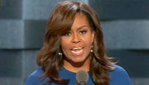 Michelle Obama: I Live in a House Built By Slaves, But America's Already Great