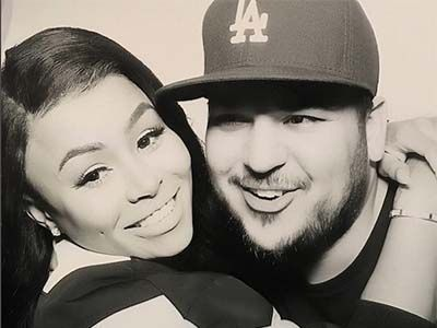 YIKES! Is This Graphic Video the Reason Behind Rob Kardashian & Blac Chyna Being on the Rocks?!