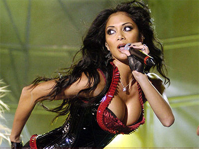 WHOA! Nicole Scherzinger Caught Lookin' Like a HOT MESS: This Photo is EPIC