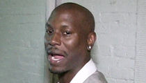 Tyrese -- I Didn't Mean to Diss Jay Z (PHOTO + VIDEO)